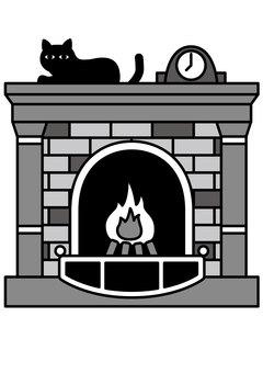 Fireplace 2c