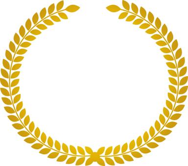 Laurel gold line