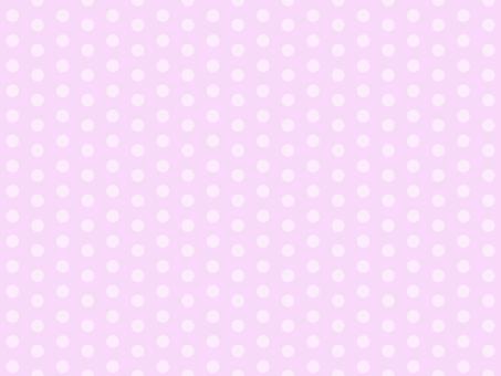 부드러운 물방울 도트 패턴 핑크