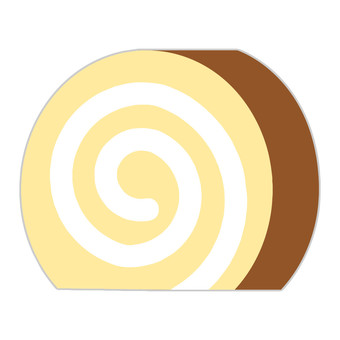 Cake (roll cake)