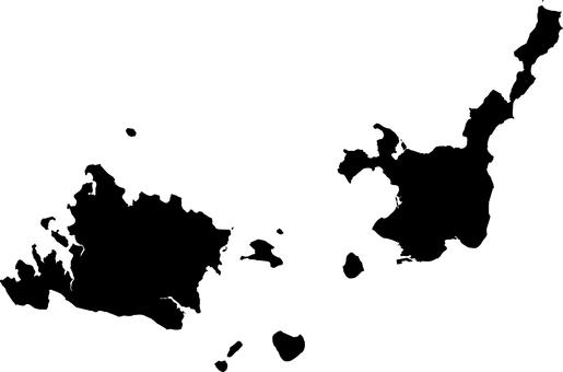 Iriomote Island _ Ishigakijima _ black