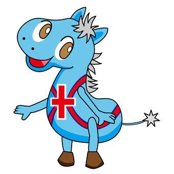 British Horse 1
