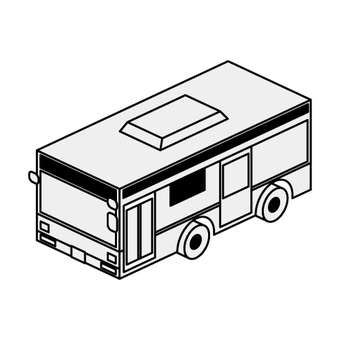 Bus (monochrome)