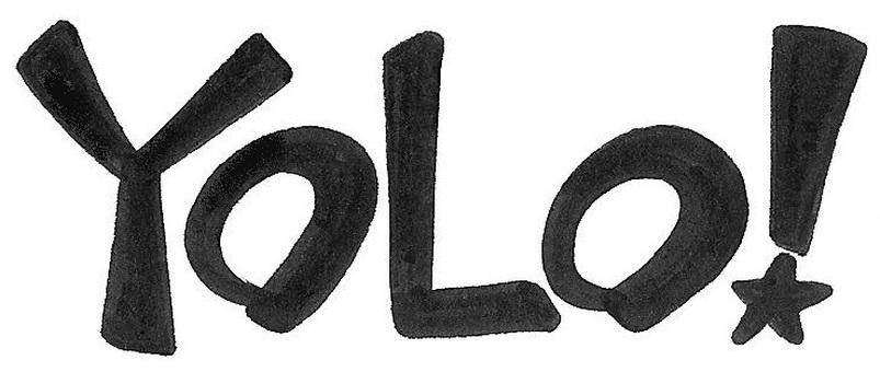 YOLO! yolo logo