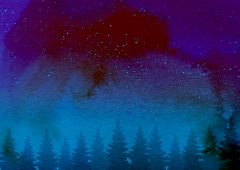 冬背景02