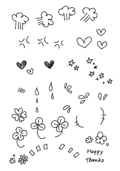 An assortment of feelings ♡