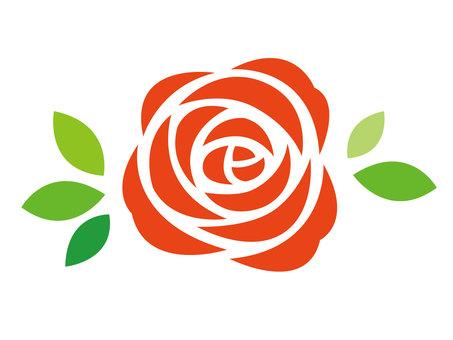 Icon / Plant / Rose