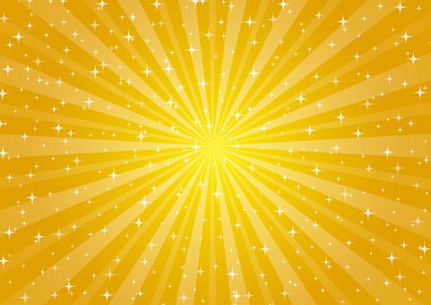 Gold radiation