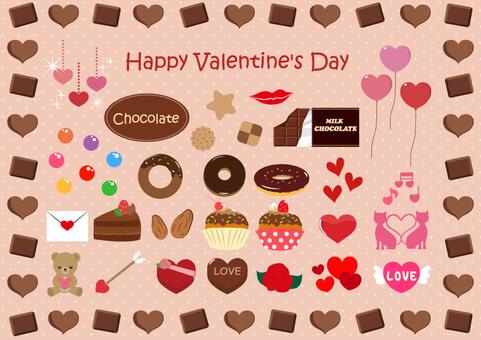 Valentine Material No.2