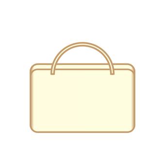 Illustration of bag