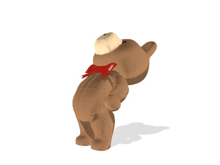 Teddy bear exercises