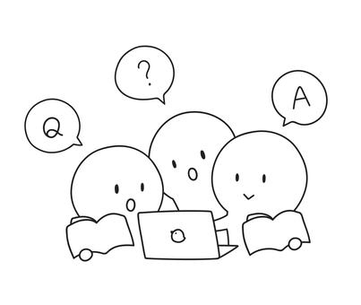 노트북 3 명 Q & A