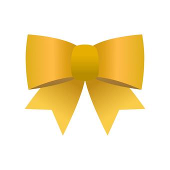 Ribbon <Gold>