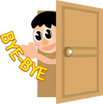 Bye bye 01