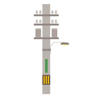 電信柱アイコン