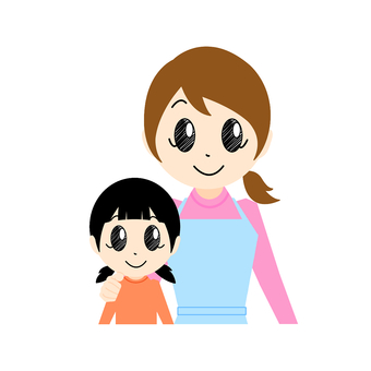 Family, parent-child 5