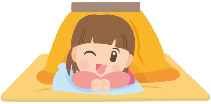 I love kotatsu A