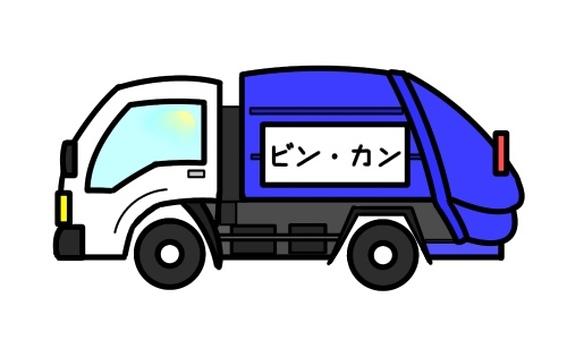 Bin / Kang garbage collection vehicle
