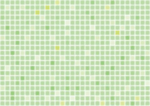 Mosaic Tile _ Green B