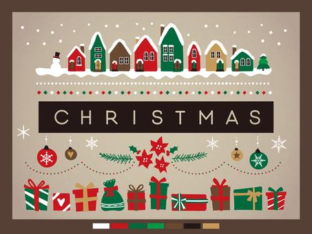 クリスマス素材集3-3