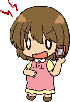 孕婦(電話2)