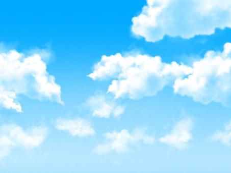 A calm sky