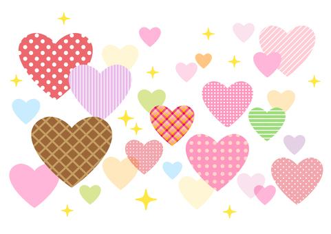Valentine Material 40