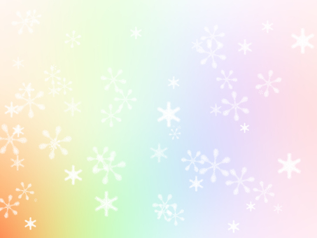 Background Snow 2