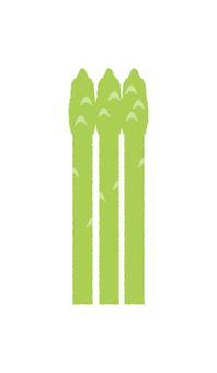 Vegetables ● Asparagus