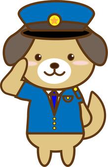 Dog's Officer 1