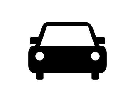 Car Vehicle Silhouette Black