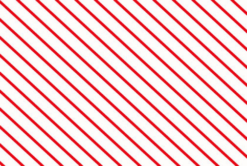 White and red diagonal stripe background