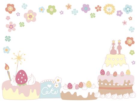 Cake frame 2