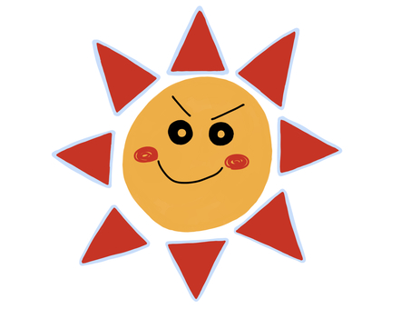 Solar face attached
