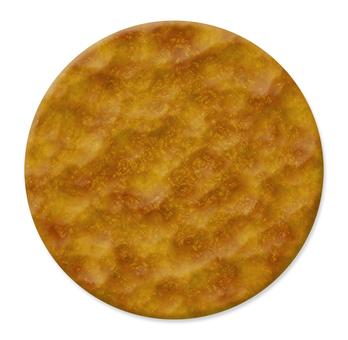 Soy sauce cracker