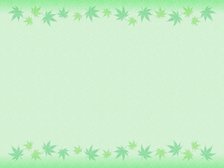 Light Green Momige Frame (Texture)