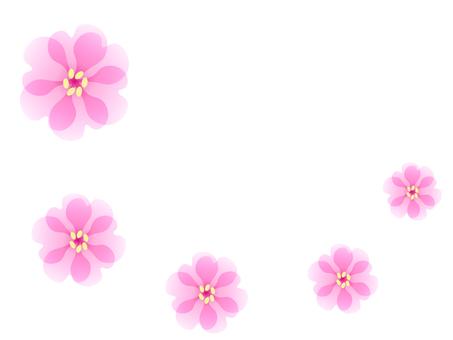 Flower frame 170606-01