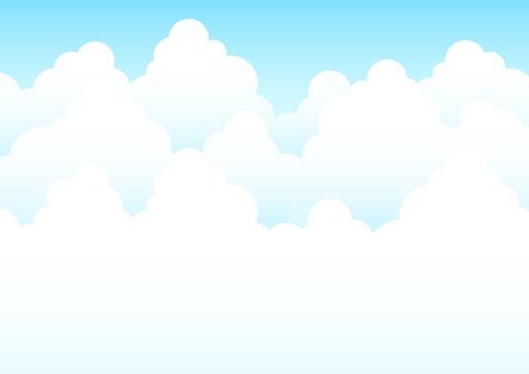 Blue sky 11