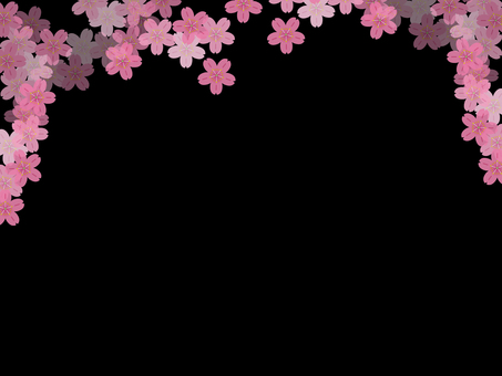Background - Weeping cherry tree 03