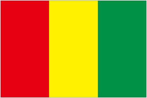 ギニア 国旗
