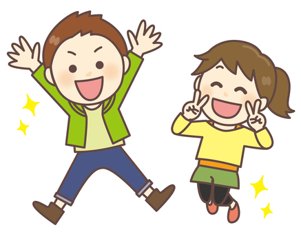 Children to jump 03