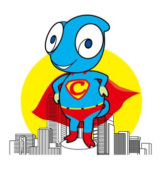 Chameleon Super Boy