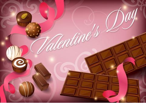 초콜릿 발렌타인 초콜릿 2