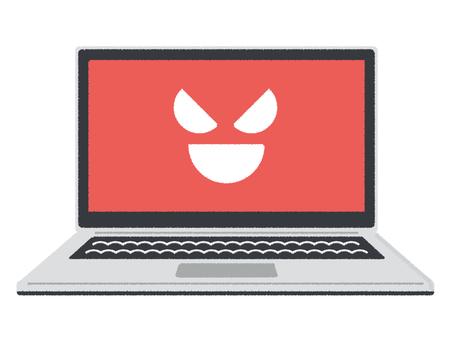 Personal Computer PC Laptop PC Danger