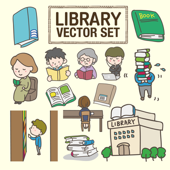Library items