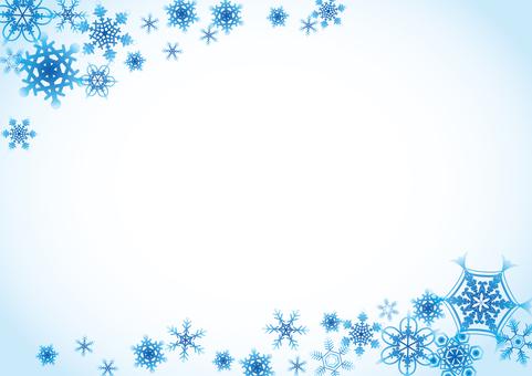 Winter message card 4