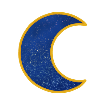 Starry Sky Crescent