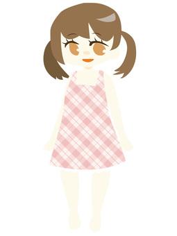 Dress up girl 2
