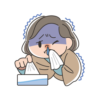 Cold _ cold and runny nose
