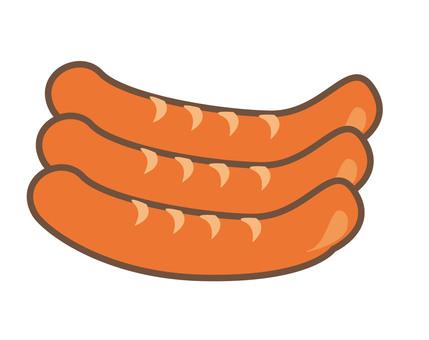 BBQ Wiener